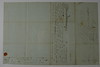 Land Contract  1855 CB Stebbins & Wilson E & William & Ephraim Stebbins Lenewee Cnty Adrian b
