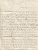 1847 July 21 From Eliza Smith Mother of AC Stebbins o Her Aunt Harriet Hartwell pg 1