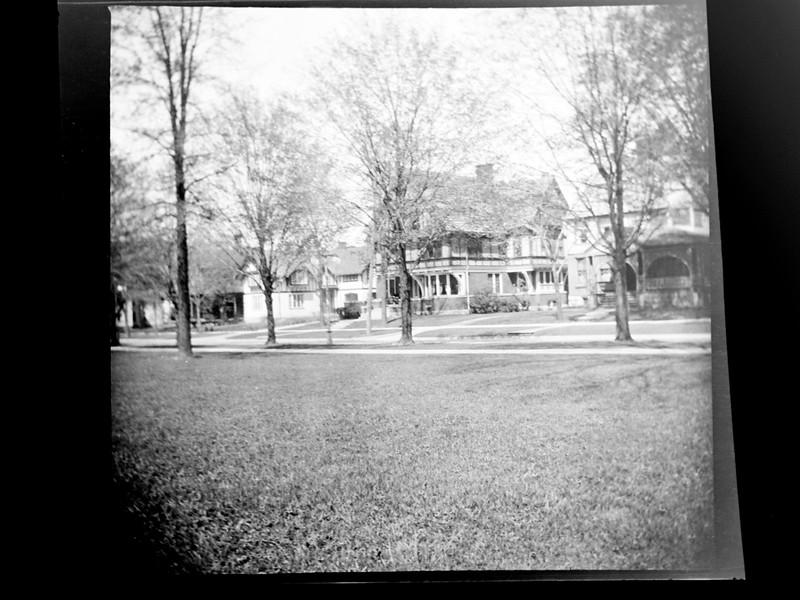 109 North Walnut Lansing Home of AC & Anna B Stebbins