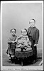 Arthur - Bliss - Susan Stebbins as Children from Negative in Envelope