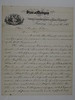 1862 August 8 to Austin Blair from CB Stebbins Office of Superintendnt of Public Instruction