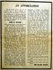 Obituary John H Seaver 9 Sept 1920