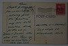 Postcard Harbor Point Charles & Dottie to Mr & Mrs Stowell Stebbins 1953