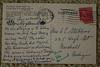 Postcard Ede Barnard to Marie Stebbins 1953