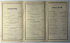 Michigan Agricultural College Commencement Brochure 18 Nov 1879 1