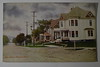 Postcard Bay Street Petoskey Michigan a