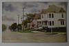 Postcard Bay Street Petoskey Michigan a