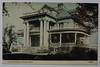 Postcard 1912 M Hunter Susan Stark Auto Drive to Holland Dinner 6 oclock