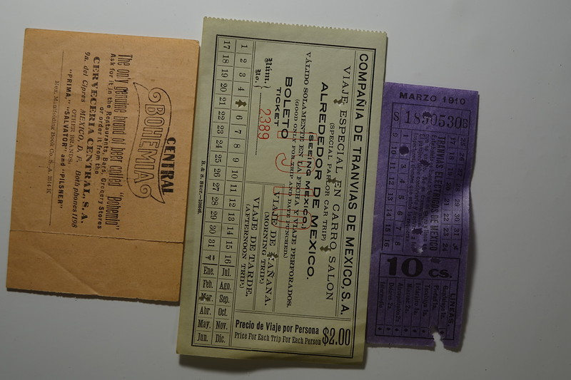 Tickets to Mexican Events