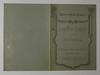 Lansing Public Schools Graduating Exercises 27 June 1879 cover