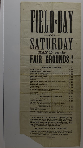 Ticket to Field Day Fair Grounds