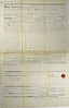 1855 Deed from Benjamin L Skinner to Cortland B Stebbins in Adrian