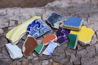 Beach Pottery
