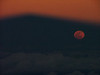 Full Moon Rising in the Shadow of Mauna Kea