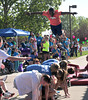 Mile High Tumblers perform at 2012 SMA Walk & Roll