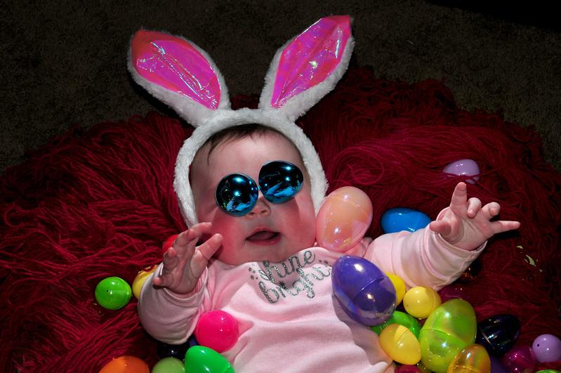 alien bunny baby