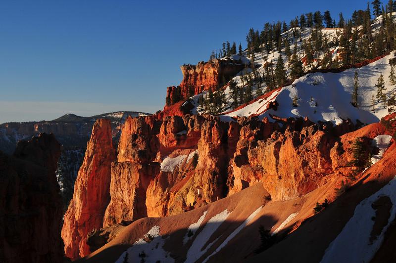 Sunrise, Bryce Canyon National Park
