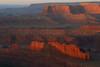 Sunrise, Canyonlands National Park