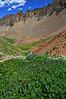Kings Crown, Chiming Bells and Watercress<br /> Southwest Ridge of Mount Sneffels