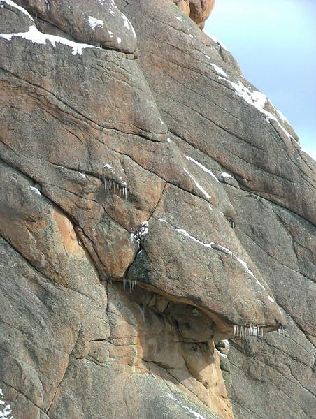 Nose Hairs<br /> near Gem Lake