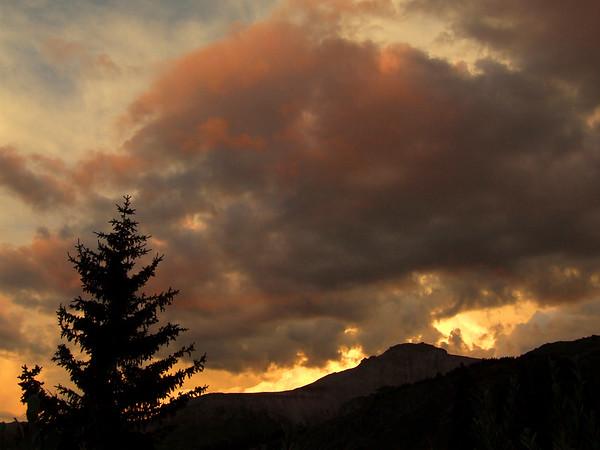 Hunchback Sunrise