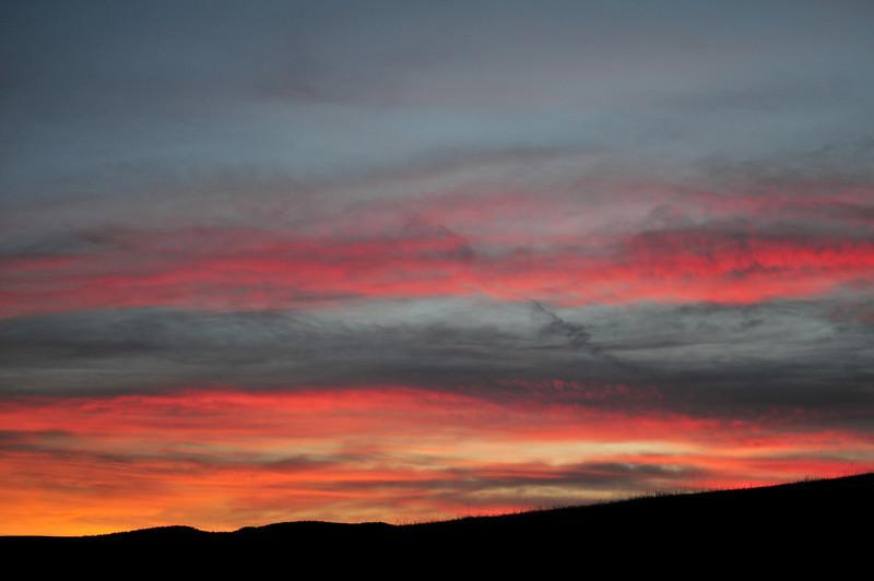 Sunrise<br /> ooooh and aaaah