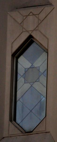 San Diego Temple Detail
