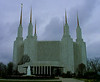 Washington DC Temple