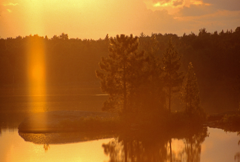 Boundary Water Canoe Area - Lake Four