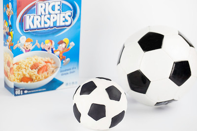 Soccer Ball - Rice Krispies
