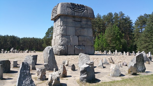 Treblinka extermination camp,Poland 2018