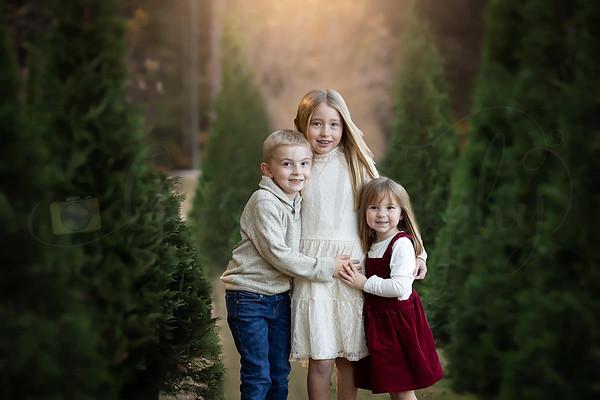 Schlab Children Tree Farm 2019