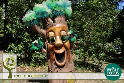 Tree Hug PDX 2015