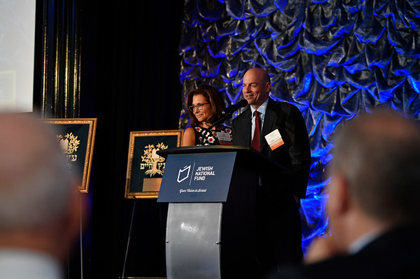 Tree of Life™ Award Dinner Honoring the JNF Legacy of the Dabrow Family