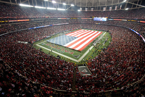 NFL: NOV 11 Ravens at Falcons