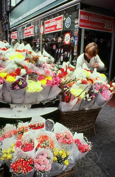 Flowers, Dublin, Ireland