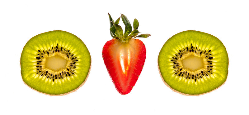 Kiwi & Starwberry; 2011