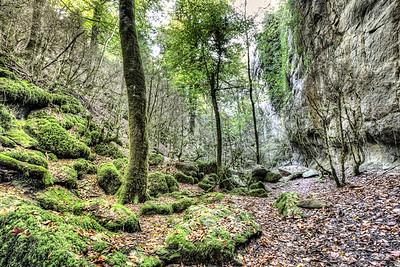 La Serra dels Bufadors (Catalonia)