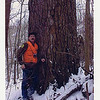 Near Grant Town, Marion County, WV <br /> pictured Juergen Wildman<br /> Photo by ?, 12/27/1999