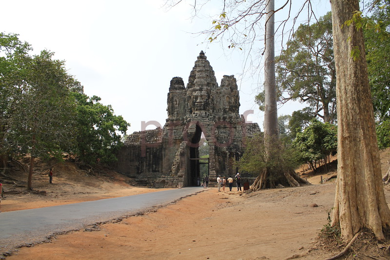 Cambodia, Angkor Wat: Largest temple in the world