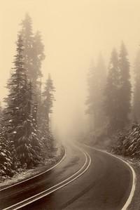 Road to Baker, Washinton