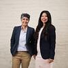 Erica Trejo & Sara Razavi