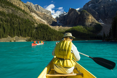 Canadian Rockies Luxury Family