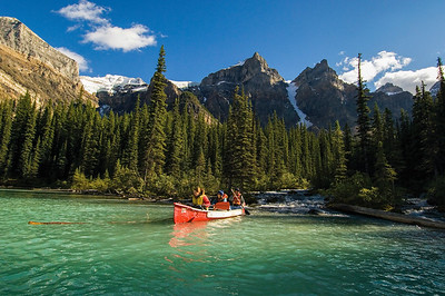 Canadian Rockies Luxury Family Multisport