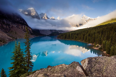 Canadian Rockies Luxury Family