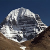 The North Face of sacred Mount Kailash in Western Tibet.