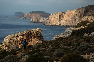 Closer and closer to Balos and the Gramvousa islands