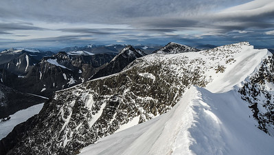 Kebnekaise Peak 2106m