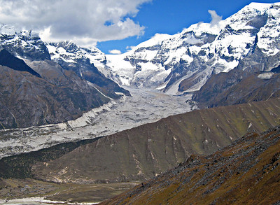 Chozo Village and Glacier