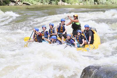 Jamboree 2013 White Water Adventure